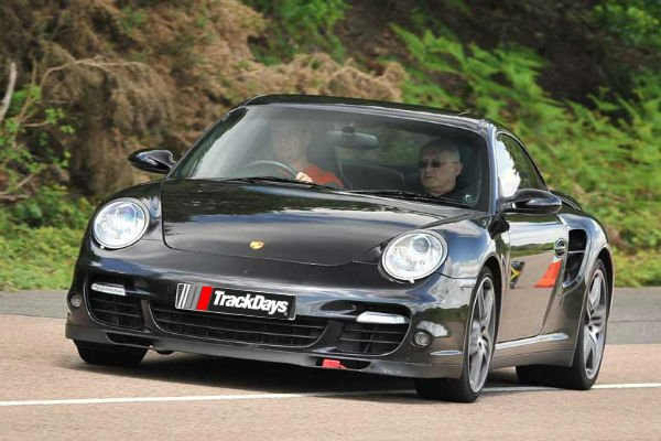 Triple Supercar Blast with High Speed Passenger Ride Driving Experience 2