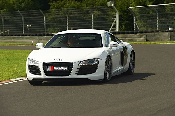 Triple Supercar Blast with High Speed Passenger Ride Driving Experience 3