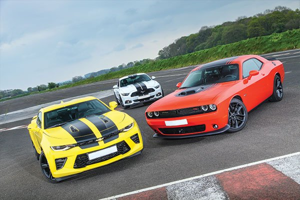 Triple Supercar Thrill Driving Experience 1