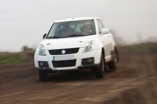 Suzuki Swift Rally Blast Driving Experience 1
