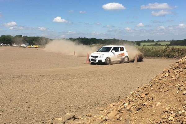 Suzuki Swift Rally Blast Driving Experience 3