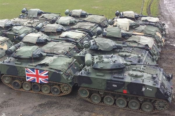 Tank Driving Taster Driving Experience 2