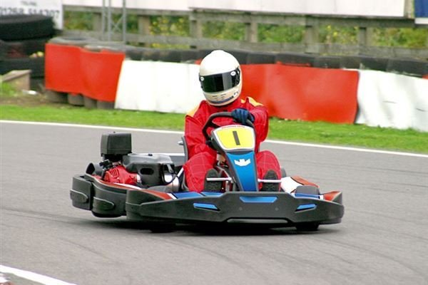Team Enduro Karting Driving Experience 3