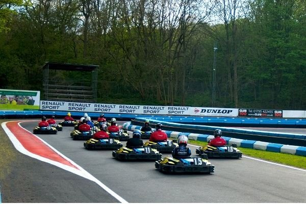 Team Enduro Karting Driving Experience 1