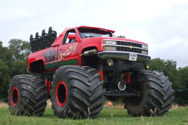 'The Big One' Monster Truck Driving Driving Experience 3