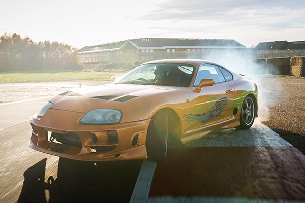 Toyota Supra 2JZ 14 Lap Driving Experience Driving Experience 3