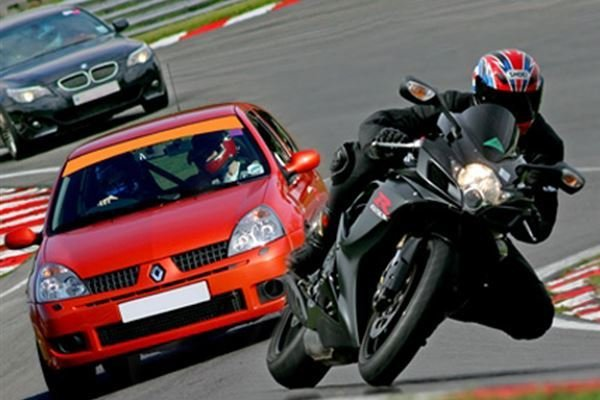 Track Day Loyalty Voucher Driving Experience 1