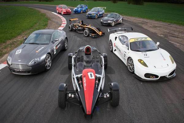 Triple Supercar Thrill Driving Experience 2