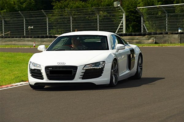 Treble Supercar Thrill Driving Experience 3