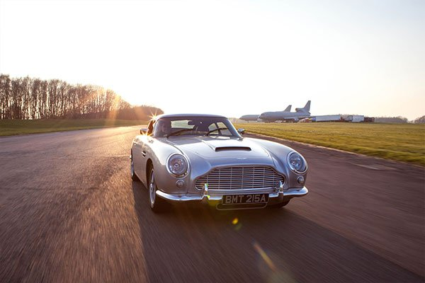 Triple Aston Martin Blast with High Speed Passenger Ride Driving Experience 3
