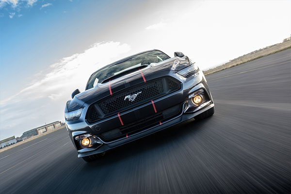 Triple Mustang Blast Driving Experience 3