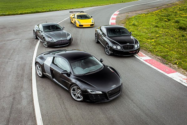 Triple Secret Supercar Driving Experience Driving Experience 1