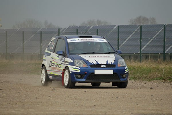 Two Car Rally Taster Driving Experience 1
