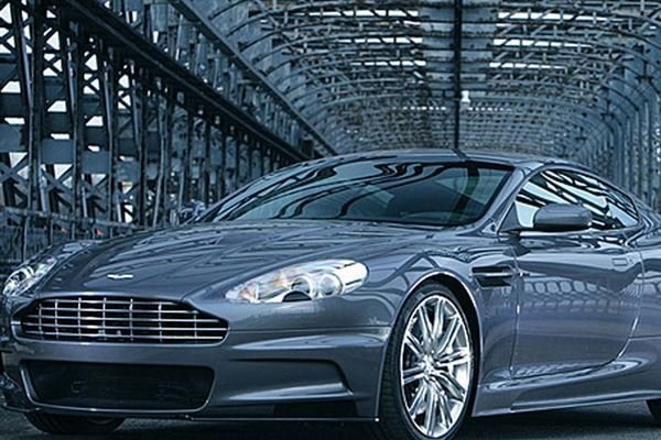 Ultimate Aston Martin with High Speed Passenger Ride Driving Experience 2
