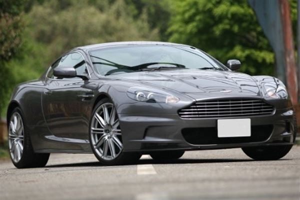 Ultimate Aston Martin with High Speed Passenger Ride Driving Experience 3