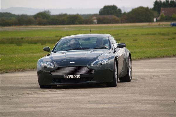 Ultimate Aston Martin with High Speed Passenger Ride Driving Experience 4