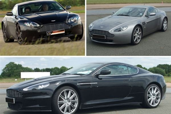 Ultimate Aston Martin Driving Experience 1