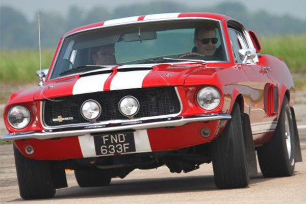Ultimate Classic Car Thrill Driving Experience 3