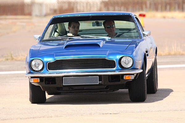 Ultimate Classic Car Thrill Driving Experience 1