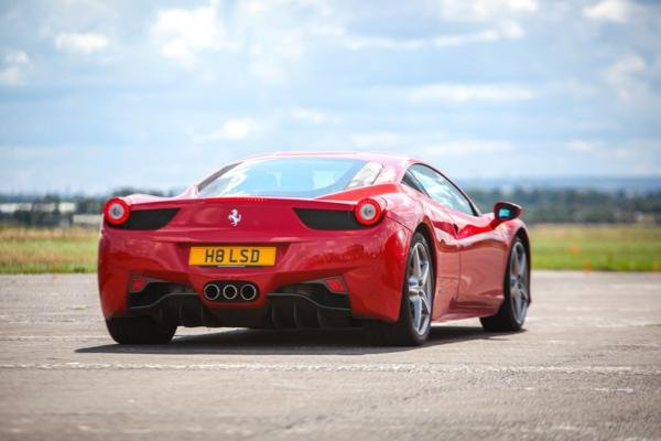 Ultimate Ferrari History Driving Experience Driving Experience 2