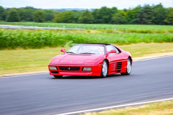 Ultimate Ferrari History Driving Experience Driving Experience 3