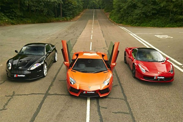 Ultimate Hypercar Choice Driving Experience 1