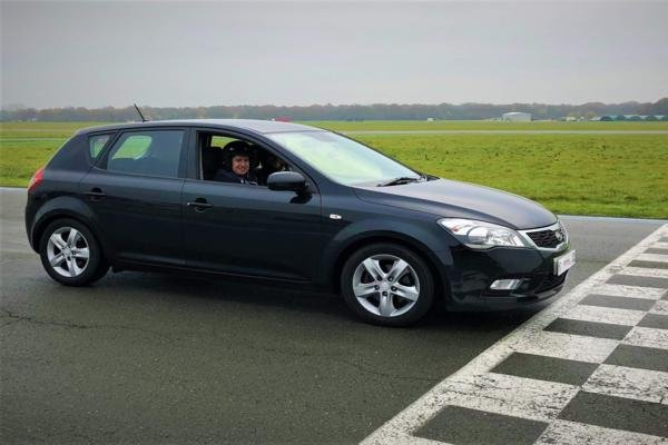 Ultimate Top Gear Track Day Challenge Driving Experience 3