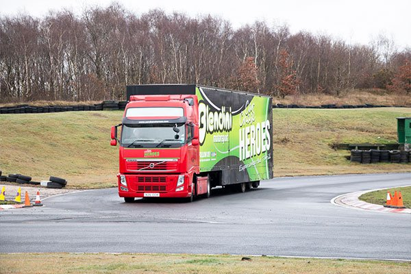 Volvo Truck Driving Thrill for Two - Special Offer Driving Experience 2