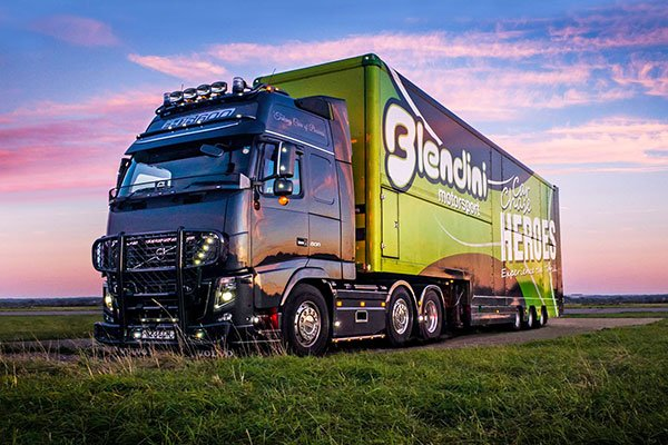 Volvo Truck Driving Thrill for Two - Special Offer Driving Experience 3