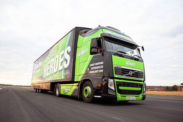 Volvo Truck Driving Thrill for Two - Special Offer Driving Experience 1