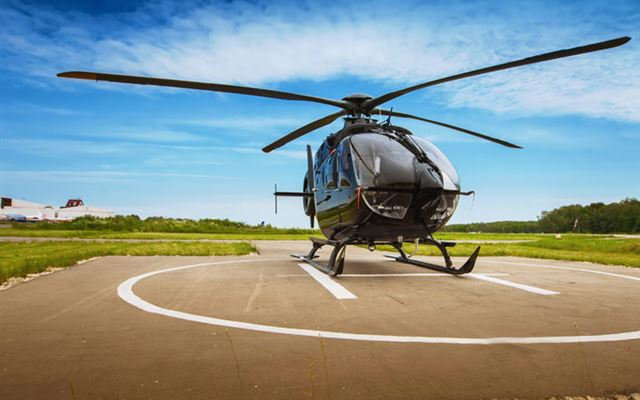 25 Mile City Helicopter Tour 1