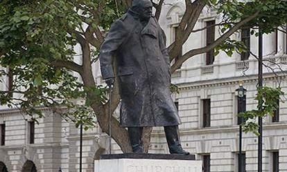 Admission to Churchill War Rooms with a Meal for Two 1