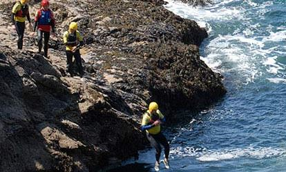 Coasteering Taster for Two 1