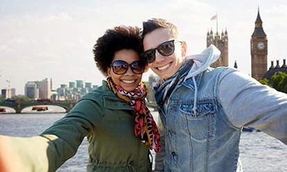 London City Break with Attraction Entrance for Two 1