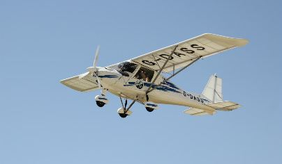 Microlight Flying Lesson For ONE 1