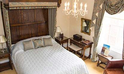 One Night Stay for Two at the Beechwood Hotel 1