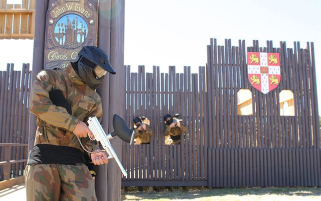 Paintballing for Four - Half Price Special Offer 1