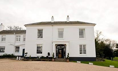 Two Course Meal for Two at Brooks Country House 1