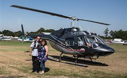12 Mile Themed Helicopter Flight For ONE Experience from Trackdays.co.uk