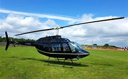 15 Mile Adventure Helicopter Flight For ONE Experience from Trackdays.co.uk