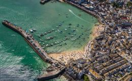 15 Min St Ives Bay Helicopter Tour For ONE Experience from Trackdays.co.uk