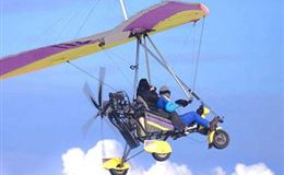 20 to 30 Minute Microlight Flight Experience from Trackdays.co.uk