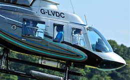 25 Mile Adventure Helicopter Flight Premium Pack For ONE Experience from Trackdays.co.uk