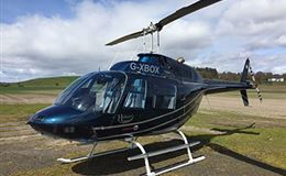 30 Min Themed Helicopter Sightseeing Tour For ONE Experience from Trackdays.co.uk
