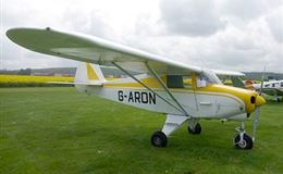 30 Minute Flight in a Classic Aircraft for One Adult and One Child Experience from Trackdays.co.uk