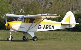 30 Minute Flight in a Classic Aircraft for Two Experience from Trackdays.co.uk