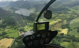Extended Lake District Helicopter Tour For ONE Experience from Trackdays.co.uk