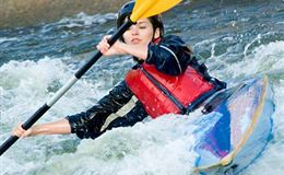 Full Day Kayak and Canoe Experience Experience from Trackdays.co.uk