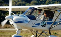 Introductory Microlight Flying Lesson For ONE Experience from Trackdays.co.uk