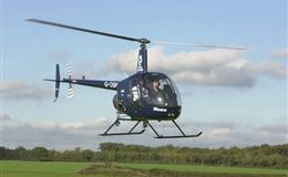 One-to-One Helicopter Flying Lesson Experience from Trackdays.co.uk